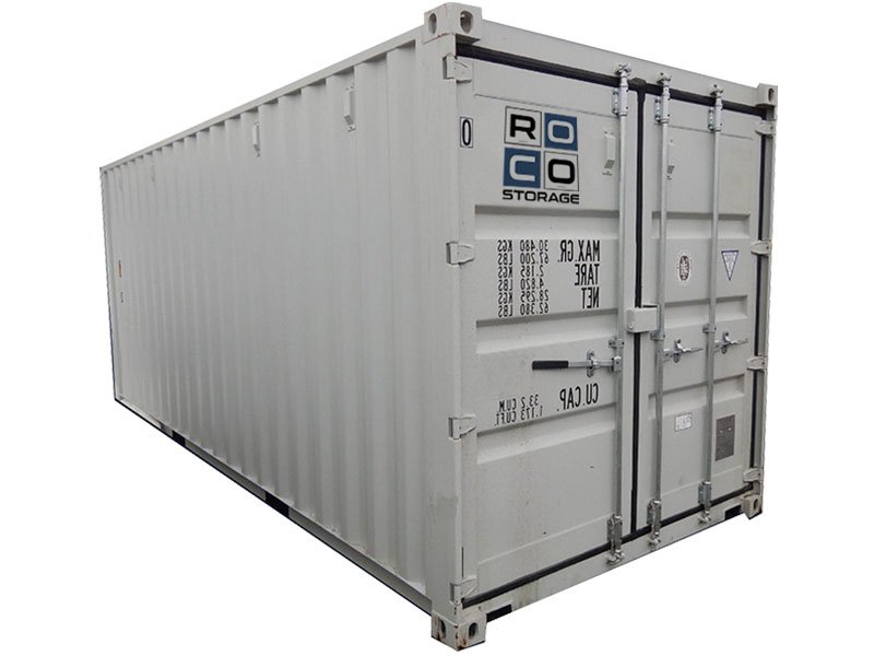 Portable storage containers delivery system